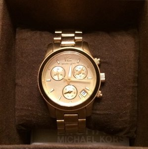 Michael Kors Gold Michael Kors Watch