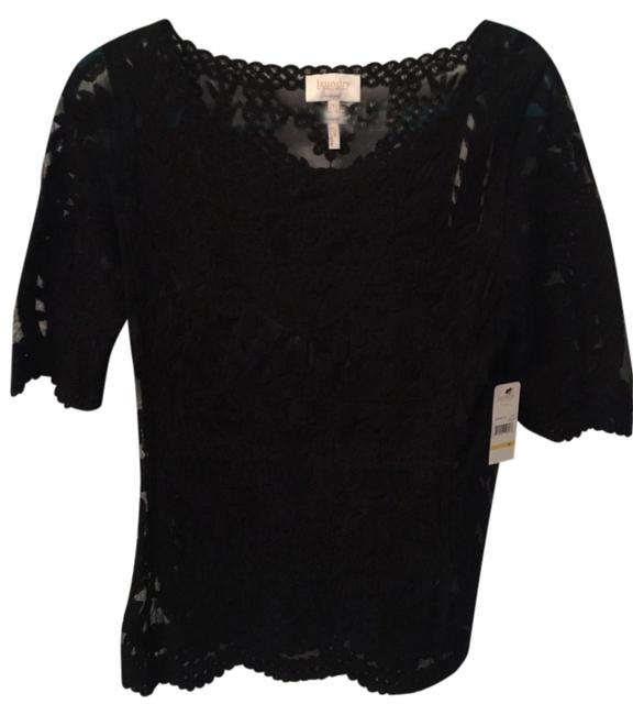 Preload https://item5.tradesy.com/images/laundry-by-shelli-segal-black-lace-blouse-size-8-m-5313799-0-0.jpg?width=400&height=650