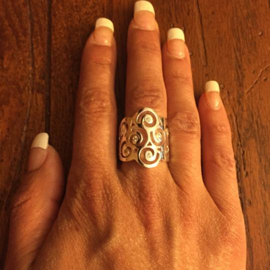 Other Sterling Scroll Ring