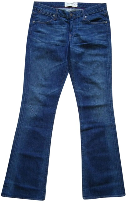Preload https://item3.tradesy.com/images/paper-denim-and-cloth-blue-model-catherine-made-in-usa-flare-leg-jeans-size-30-6-m-5313847-0-0.jpg?width=400&height=650