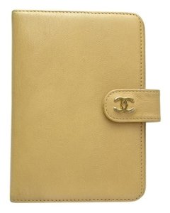 Chanel Authentic Chanel Pocket Agenda