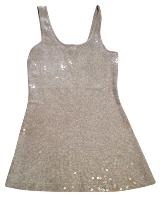 Preload https://item1.tradesy.com/images/express-sequin-tank-top-gray-5314255-0-0.jpg?width=400&height=650