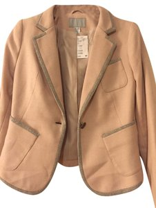 H&M Grey Jacket Pink Blazer
