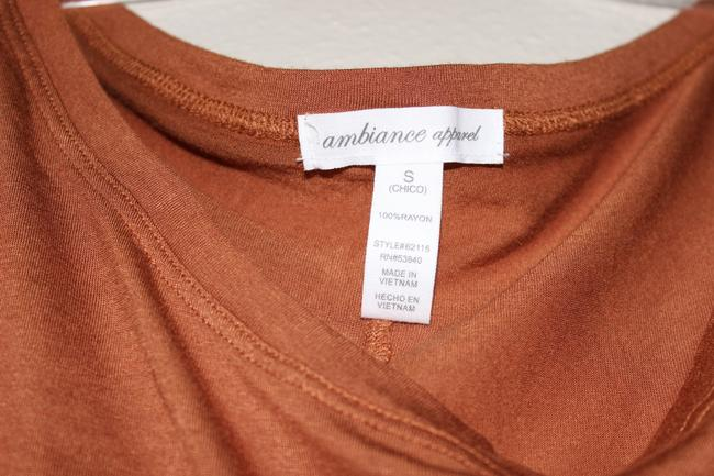 Ambiance Apparel T Shirt Copper Image 1