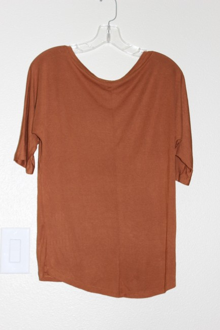 Ambiance Apparel T Shirt Copper Image 2