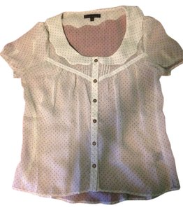 Lucca Couture Top Ivory