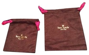 Kate Spade Kate Spade Jewelry Dust Bags