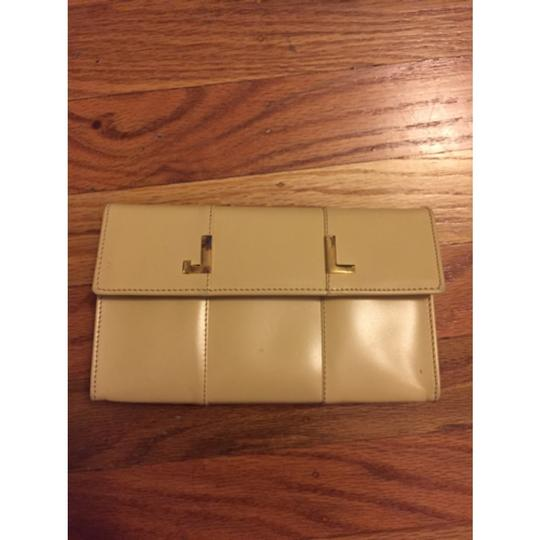 Lanvin Lanvin Leather Pouch/Clutch- Vintage