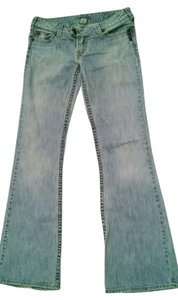Silver Jeans Co. Sexy Boot Cut Jeans-Distressed