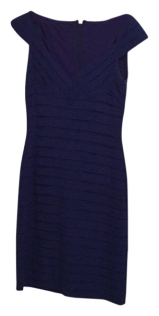 Preload https://img-static.tradesy.com/item/5315947/adrianna-papell-blue-bodycon-mid-length-cocktail-dress-size-2-xs-0-0-650-650.jpg