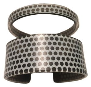 Color by Amber Polka Dot Double Cuff