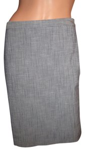 BCBGMAXAZRIA Skirt Steel Gray