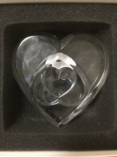 Baccarat Baccarat's Hearts of Love crystal
