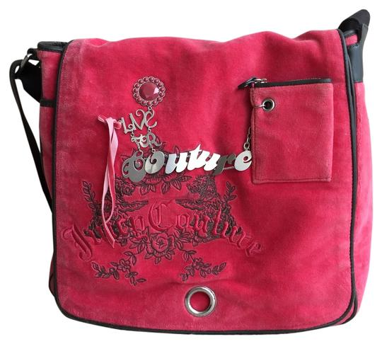 Preload https://item1.tradesy.com/images/juicy-couture-pink-velour-messenger-bag-5318140-0-0.jpg?width=440&height=440