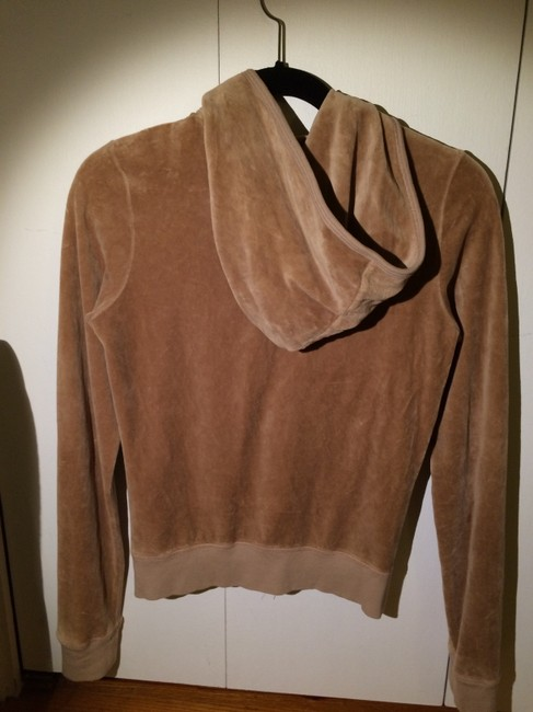 Juicy Couture Chestnut / light Carmel brown tan Jacket