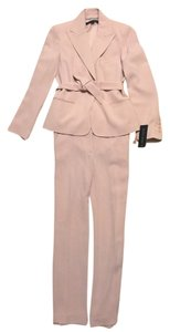 Anne Klein Anne Klein Two Piece Suit Powder Pink Blazer