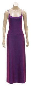 Purple Maxi Dress by Kenzo