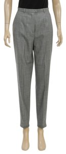 Escada Straight Pants Gray