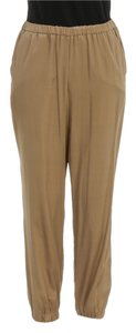 Trina Turk Trouser Pants Tan