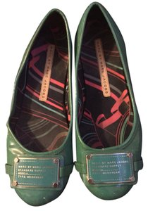 Marc Jacobs Torqouise Flats