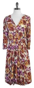 Thakoon short dress Floral Print Silk on Tradesy