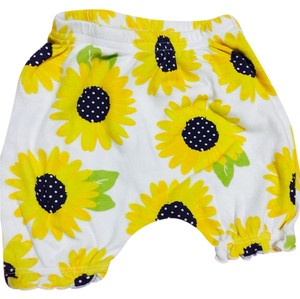 Baby starters Shorts Sunflowers