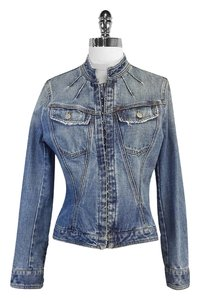 Dolce&Gabbana Cotton Denim Womens Jean Jacket