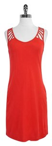 Rebecca Minkoff short dress Silk Sleeveless on Tradesy