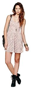 Free People short dress FREE PEOPLE BLUSH Sahara Print on Tradesy