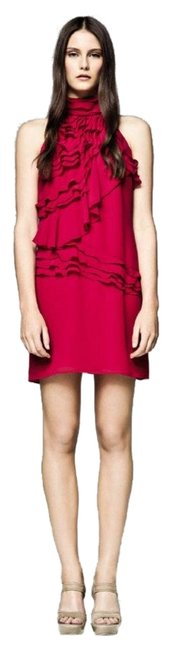 Preload https://img-static.tradesy.com/item/5319517/sisley-red-above-knee-cocktail-dress-size-8-m-0-0-650-650.jpg