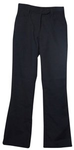 Mossimo Supply Co. Boot Cut Pants Navy Blue