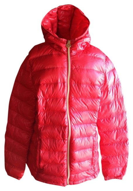 Item - Red Blaze Coat Size 6 (S)