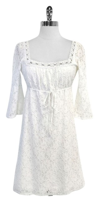 Preload https://item1.tradesy.com/images/laundry-by-shelli-segal-white-floral-eyelet-mini-short-casual-dress-size-0-xs-5319790-0-0.jpg?width=400&height=650