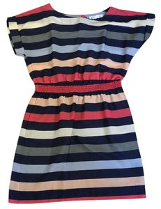 BCBGeneration short dress Multiple stripe on Tradesy