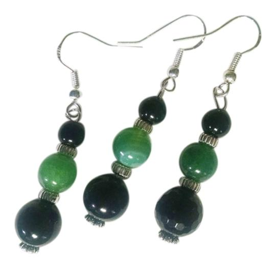 Preload https://img-static.tradesy.com/item/5320759/black-green-silver-pair-with-a-spare-handmade-sterling-piece-a001-earrings-0-4-540-540.jpg