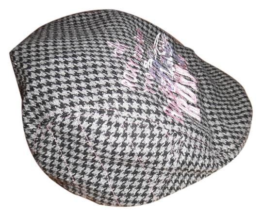 Preload https://img-static.tradesy.com/item/5320891/roxy-roxy-girl-houndstooth-wool-blend-cabbie-newsboy-hat-cap-5320891-0-0-540-540.jpg