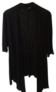 THX Thanx Collection Draped open-front cardigan/shrug