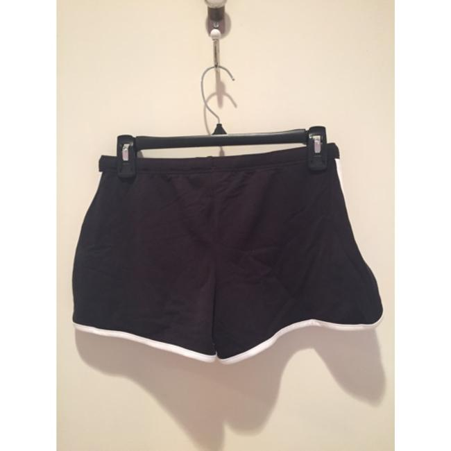 Puma Black with red and white trim Shorts Image 2