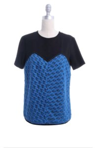 Derek Lam Top Blue