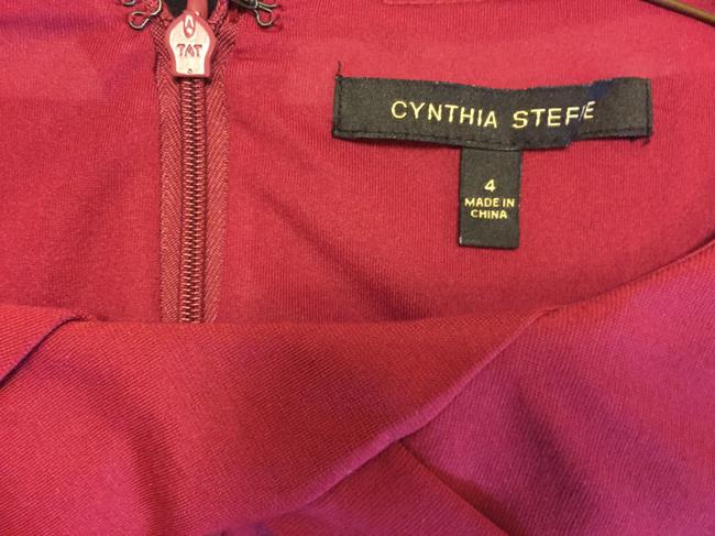 Cynthia Steffe Keyhole Mini Dress