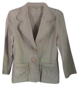 Other Light gray Blazer