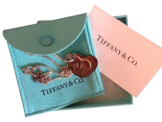 Tiffany & Co. Tiffany & Co. DG Engraved Charm Necklace