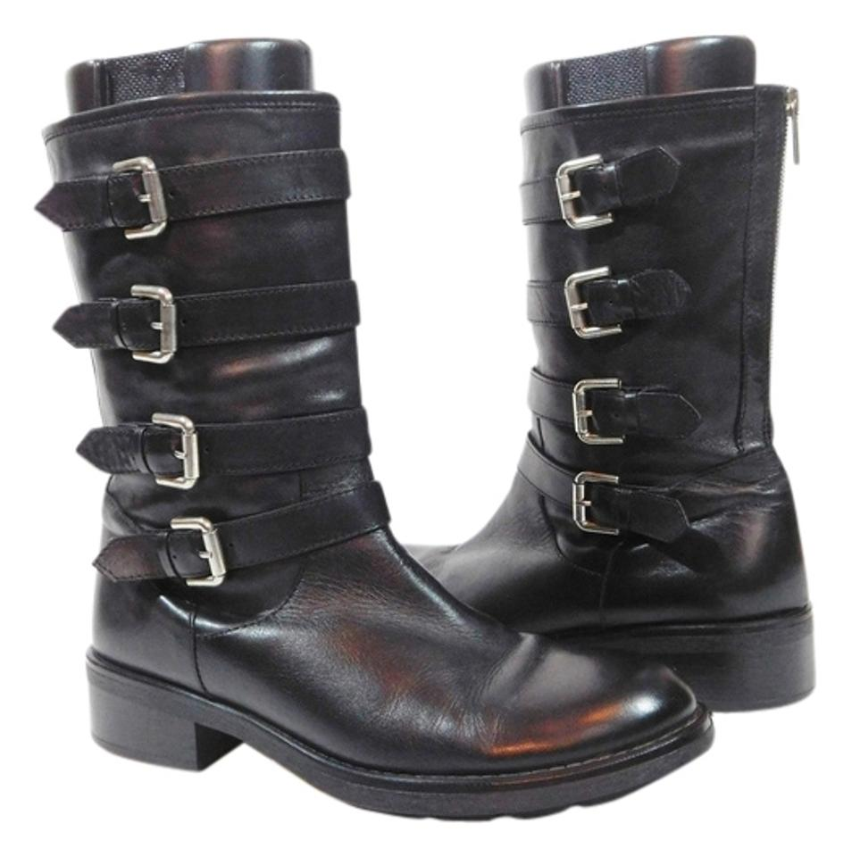 women Aquatalia Black Boots/Booties Swell Boots/Booties Black Flagship store 995081