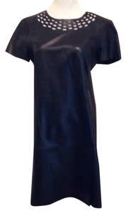 Diane von Furstenberg short dress Blac on Tradesy