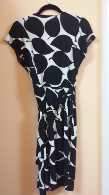 Maggy London short dress Black and White on Tradesy