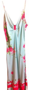 Plenty by Tracy Reese short dress Light Blue 100% Silk on Tradesy