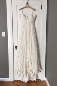 BHLDN Windswept Wedding Dress
