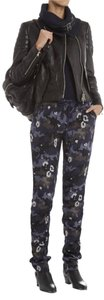 3.1 Phillip Lim Baggy Pants Navy Camo