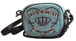 Juicy Couture Velour Cross Body Bag
