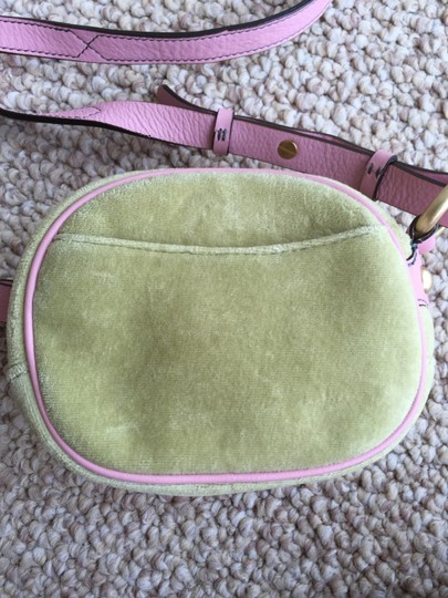 Juicy Couture Cute Velour Cross Body Bag